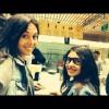 Фото из Instagram'а Сурии и Альберто. Влюбленные собираются отправиться в путешествие. На первом фото Сури вместе с дочкой Альберто Пенелопой.
