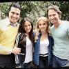 Хайме Камил и Сурия Вега с Анжелик Бойер и Себастьяном Рульи – главные герои двух самых успешный на данный момент сериалов студии Televisa.
