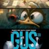 Постер мультфильма «Gus», в озвучке которого приняла участие Дакота. Напомню, что премьера картины запланирована на декабрь 2014 года.