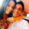 В Instagram'е влюбленные еще раз подтвердили, что они помолвлены. От всего сердца поздравляем эту прекрасную пару!