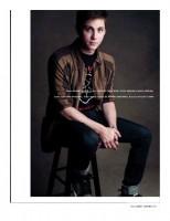 Фотосессия Логана для New The Block Magazine