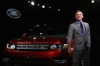Дэнил Крэйг представляет  новый Range Rover Sport (фото и видео)