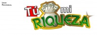 Временный логотип теленовеллы «Мое богатство — это ты»