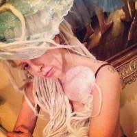 Леди Гага. Новые фотографии от Леди Гаги в инстаграме.