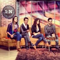 Зурия на передаче «Primero Noticias»