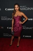 24 октября 2013 - Ева Лонгория на премьере проекта компании Canon's Project Imaginat10n в Элис Тулли Холл, Нью-Йорк.