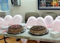 Празднование дня рождения Зурии