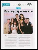 Полный качественный скан журнала «Cine Premiere» (фото части страницы журнала было доступно еще в январе).