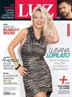 """Обложка к новому номеру журнала """"Luz"""""""