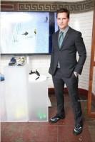 """Питер Фачинелли на запуске новой коллекции бренда """"ZZegna"""" в Нью-Йорке, 10.02.15"""