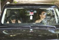 Ева Лонгория и Мелани Гриффит в Шато Мармон, Западный Голливуд.