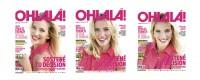 "Луисана Лопилато. Backstage-фото со съемок для журнала ""Luz"" и варианты обложки журнала ""OHLALA!"""