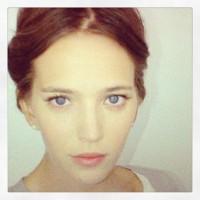 Фото Луисаны с инстаграма в новом образе