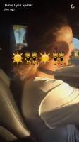 Snapchat Джейми-Линн