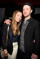 Джессика и Джастин на концерте в Roselende: