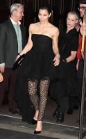 Джессика Бил. Джессика направляется на Met Gala вместе с Джамбатиста Валли (6 мая 2013):