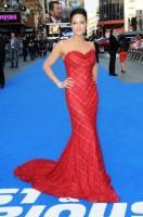 Michelle Rodriguez at Wolrd Premiere London Fast 6