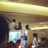 #Jayonce в торговом центре Хьюстона