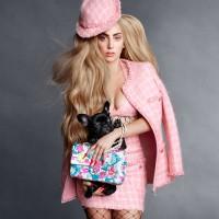 Фотосессия Леди Гаги для журнала «Harpers Bazaar».