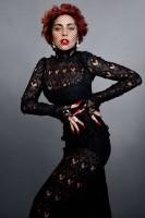 Леди Гага. Фотосессия Леди Гаги для журнала «Harpers Bazaar».