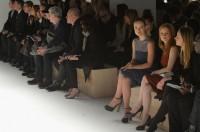 Оливия Уайлд. Показ модного бренда «Calvin Klein»