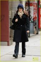 Рейчел в Нью-Йорке 18 марта