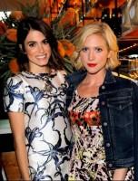 Никки, побывала на вечеринке устроенной журналом Vogue, под названием Triple Threat.