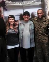 посещение Сообщества Американских солдатов и госпиталя