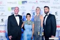 Ева Лонгория. 14 декабря 2013 - Ева Лонгория на ужине GLOBAL GIFT GALA, Дубаи