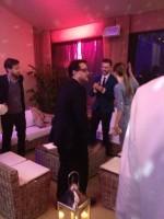 Джастин и Джессика на вечеринке в Каннах ( 15 мая 2013):
