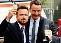 Команда «Во все тяжкие» появилась на премьеру последнего сезона сериала... на трейлере