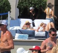 Джессика Альба в Лас-Вегасе