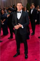 Оскар 2013, красная дорожка