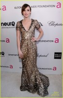 Великолепная Эмма посетила вечеринку Элтона Джона в честь Оскара 2013