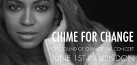 'Chime For Change' Concert