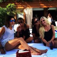 Новое личное фото Ниночки и её друзей