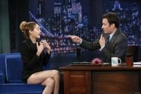 Шейлин Вудли. 25 Июля: Late Night with Jimmy Fallon.