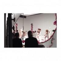 Леди Гага. Фото со съемок нового клипа Леди Гаги, скорее всего, на песню «G.U.Y.».