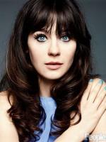 Зоуи Дешанель. Зоуи на 4-ом месте списка самых красивых женщин по версии журнала «People».