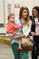 Джессика посещает супермаркет - 30 марта, 2013