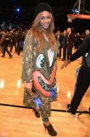 #Jayonce на баскетбольной игре «NBA All Star»