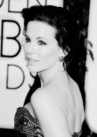 Кейт Бекинсейл. Кейт на церемонии «Золотой глобус» (7 фото)