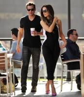 Кейт с Леном были замечены в Лос-Анджелесе (8 фото)