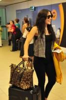 Зурия в аэропорту