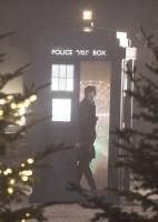 Последняя серия сериала Доктор Кто. *Материалы за кадром*