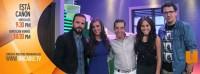 Промо-фото шоу «Está Cañón», которое будет транслироваться уже завтра.