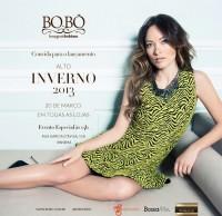 Новые промо фото рекламной кампании зимней коллекции одежды бренда Bo.Bô