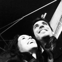 Прекрасное фото Зури и Альберто из Instagram'а