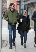 Дакота и Джейми прогуливались в Нью-Йорке.
