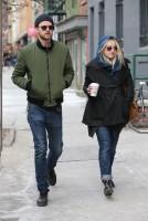 Дакота Фаннинг. Дакота и Джейми прогуливались в Нью-Йорке.